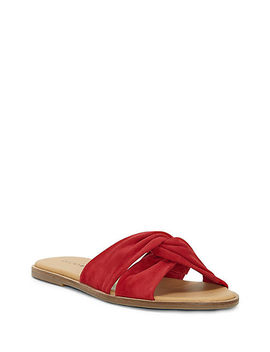 Dezzee Slide Sandal by Lucky Brand