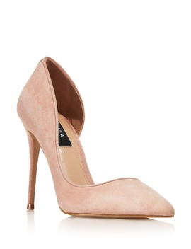 womens-dion-half-dorsay-high-heel-pumps---100%-exclusive by aqua