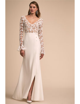 Haley Gown by Bhldn