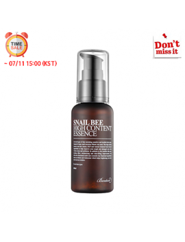 [Benton] *Time Deal*  Snail Bee High Content Essence 60ml by Style Korean