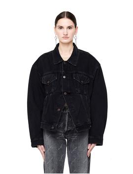 Swing Denim Jacket by Balenciaga