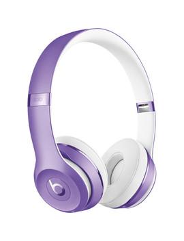 Beats Solo3 Wireless On Ear Headphones (Ultra Violet) by Beats By Dr. Dre