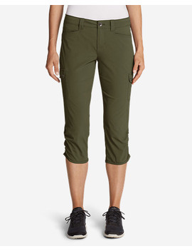 Women's Horizon Capris by Eddie Bauer