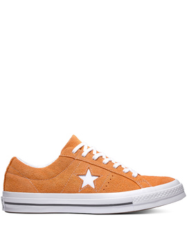 One Star Vintage Suede Low Top by Converse
