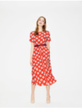 Ruth Midi Dress by Boden