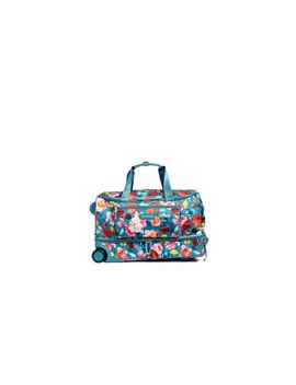 Lighten Up Foldable Rolling Duffel by Vera Bradley