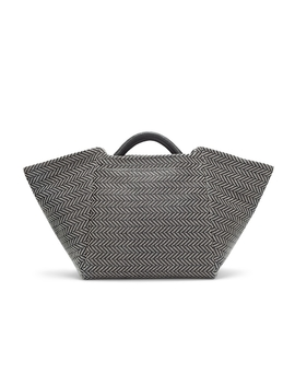Oversized Raffia Tote by Cuyana