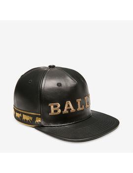 Bally Animals Baseball Cap by Bally