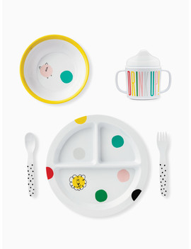 Hey Baby Melamine Dining Set by Kate Spade