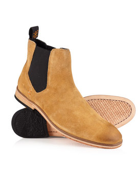 Meteora Chelsea Boots by Superdry