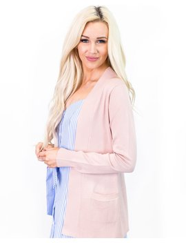 Brooke Open Front Cardigan by Cents Of Style