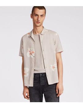 Rosarito Hawaiian Shirt by Allsaints