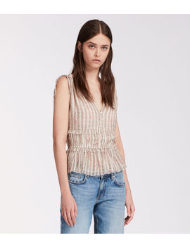 Annie Nomy Top by Allsaints