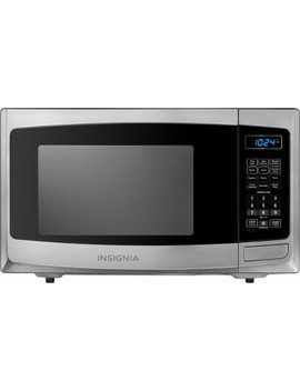 09-cu-ft-compact-microwave---stainless-steel by insignia