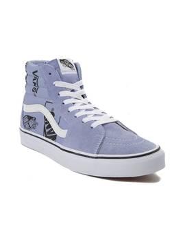 Vans Sk8 Hi Logo Mix Skate Shoe by Vans