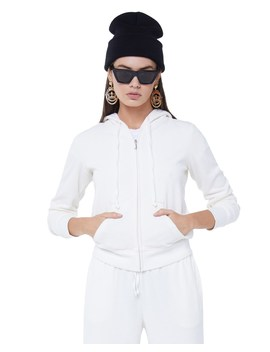 Microterry Robertson Jacket by Juicy Couture