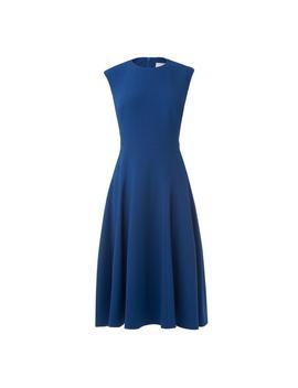 Aylin Blue Dress by L.K.Bennett