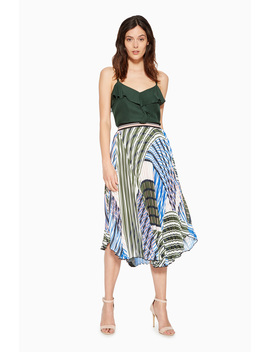 Sharri Striped Skirt by Parker Ny