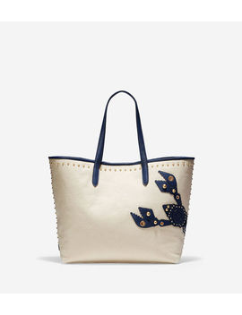 Payson Canvas Tote by Cole Haan