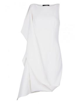 Joan Asymmetric Mini Dress by Aq/Aq