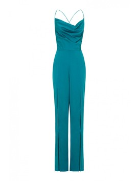 Finley Cowl Neck Jumpsuit by Aq/Aq
