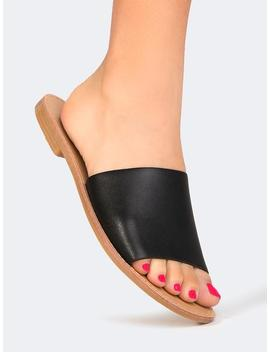 Wide Band Sandal by Zooshoo