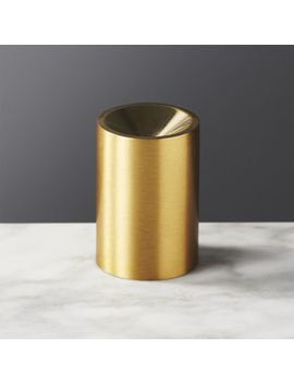 Brass Incense Holder by Crate&Barrel