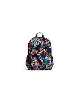 Iconic Xl Campus Backpack by Vera Bradley