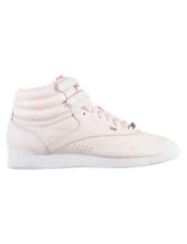Reebok Freestyle Hi by Lady Foot Locker