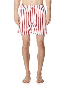 The Classic Venice Striped Trunks by Solid &Amp; Striped