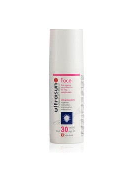 Ultrasun Face High Spf30 Anti Ageing Formula 50ml by Feelunique