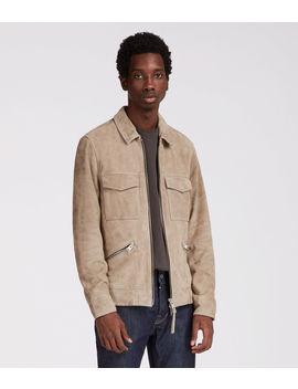 Arrey Suede Jacket by Allsaints