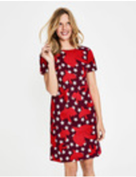 Easy Shift Dress by Boden