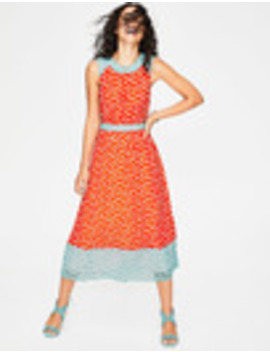 Sleeveless Ggt Dress by Boden
