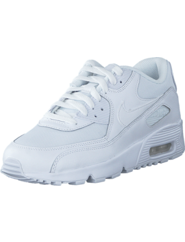 Air Max 90 Mesh Bg White/White by Nike