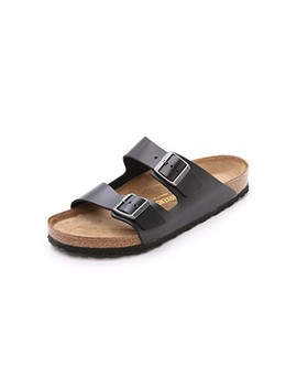 Amalfi Leather Soft Footbed Arizona Sandals by Birkenstock