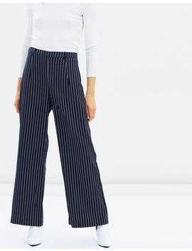 terrie-pinstripe-wide-leg-pants by atmos&here