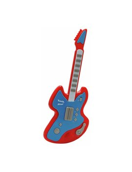 chad-valley-electronic-guitar---red by argos