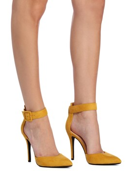 buckle-down-suede-pumps by windsor