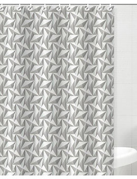 pinwheel-shower-curtain by famous-designer