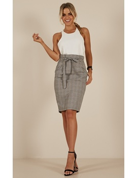 go-my-way-skirt-in-grey-check by showpo-fashion