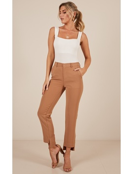 wrapping-it-up-pants-in-camel by showpo-fashion