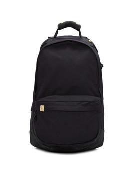 black-22l-backpack by visvim