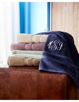 perennial-bath-towel by waterworks-studio
