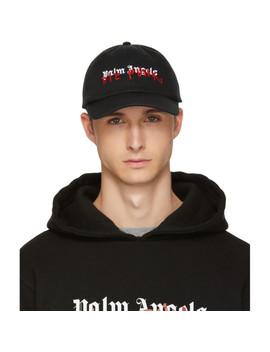 black-playboi-carti-edition-die-punk-cap by palm-angels