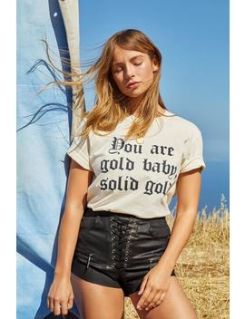 you-are-gold-tee by nasty-gal
