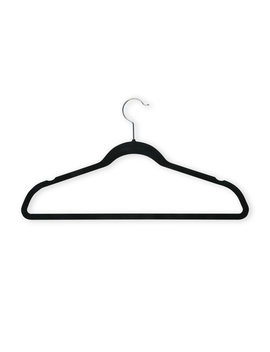 50-pack-black-suit-&-dress-hangers by honey-can-do