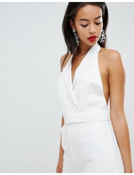 asos-design-tall-tux-jumpsuit-with-wide-leg by asos-design