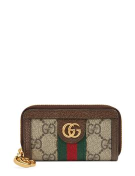 ophidia-gg-supreme-zip-around-key-case by gucci