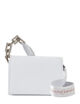 white-mini-new-flap-crossbody by off-white